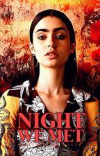 The Night We Met ▹ Wanda Maximoff by casuaIIy