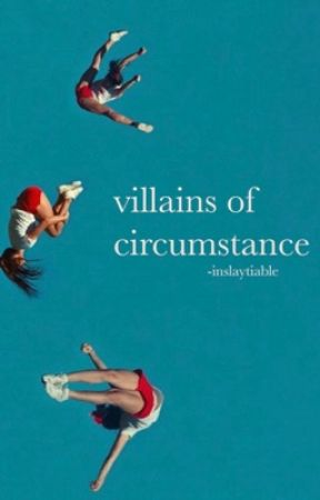 VILLAINS OF CIRCUMSTANCE • KAI PARKER  by -inslaytiable