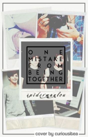 one mistake from being together | l.s mpreg au