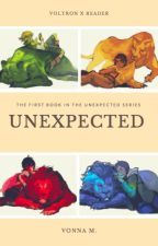 Unexpected: A Voltron x Reader by amoriliaaa