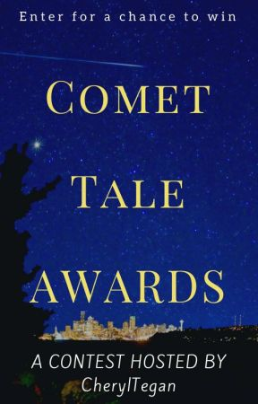 Comet Tale Awards by Tegan1311
