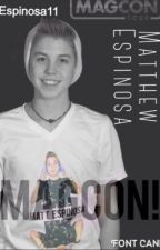 Magcon! (Matt Espinosa) by kalli_is_a_penguin