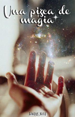 Una pizca de magia  Ziam  by Always_Nina