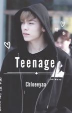 Teenage | Vernon x Reader | Seventeen by Infiring__Jams