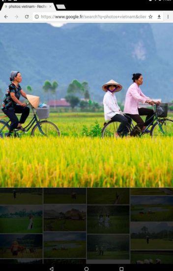 le Vietnam, un pays merveilleux