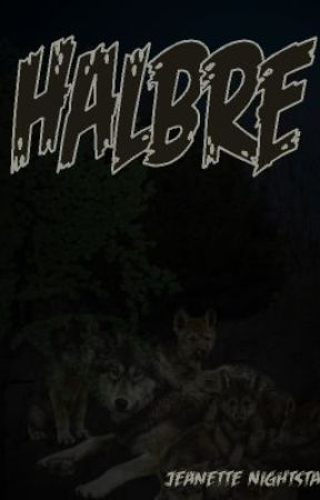 Halbre by icewolfhowling