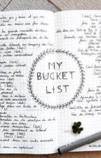 My Bucket List by AthenaHoope