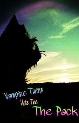 Vampire Twins Mets The Pack (Book One)