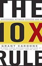 Grant Cardone.The 10x rule.Грант Кардон.Правило 10х by MaFiOz1102