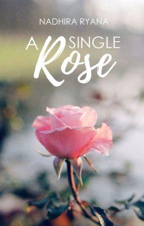 A Single Rose by vanilla-twilights