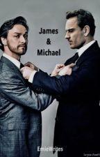 James McAvoy - Michael Fassbender • One Shots by EmieWrites