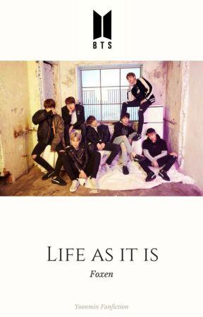 Life As It Is by janiejprabu