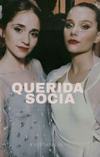 Querida socia |Aguslina/Agusnere| by thestarbernas