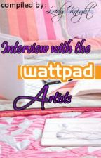 Interview with the Wattpad Artists by LadyKnight