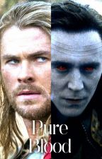 Pure Blood (A sequel to Heritage Blood) by IwriteFanficsYaBish