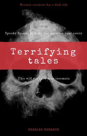 Terrifying Tales by ChuckDonahue