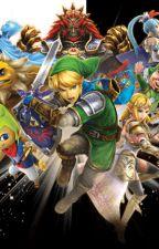 Legend of Zelda Scenarios by Inferno_Fox