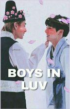 Boys In Luv » kooktae [One Shot] by avamochi