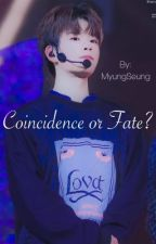 Stray Kids Seungmin - Coincidence or Fate? by MyungSeung