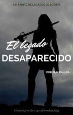 El Legado Desaparecido (Lorien Legacies) by ninth-elder