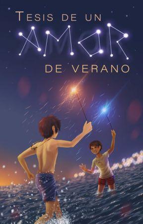 Tesis de un amor de verano. by AxureeRheeid