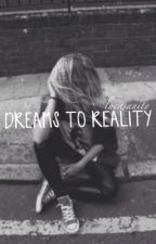 Dreams to Reality ↬ c.r partial au by lukehippo
