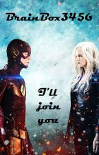 I'll join you - Snowbarry by BrainBox3456