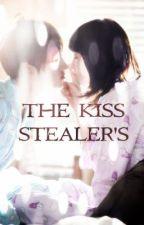 The Kiss Stealer by myseductivegirl