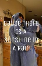 Cause There Is A Sunshine In A Rain by nisrinahadddadi