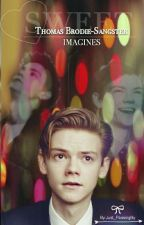 Thomas Brodie-Sangster Imagines by Just_PassingBy