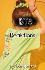 BTS || Reaktion by BunnBunnGirl