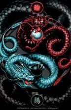 Les prêtresses du dragon by saphira1106