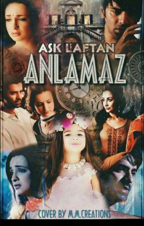 Ask Laftan Anlamaz [On-Hiatus] |#IAA - COVER - Wattpad