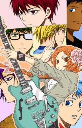 The Melody of Miracles (Kuroko no Basket Fanfic) by preii-chan