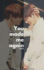 """You made me again."" |VKOOK/KOOKV| by solounavolta"