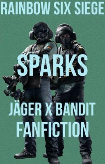 sparks jäger x bandit rainbow six siege fanfiction book 1