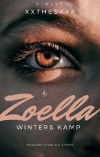 Zoella Winter's kamp by XxThesky8