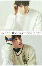 When The Summer Ends • JaeDo • NCT [Adaptación] by IDiphylleia_grayi