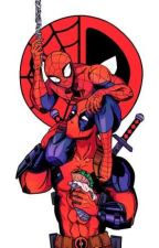 Spideypool Cómic by Marina_2006