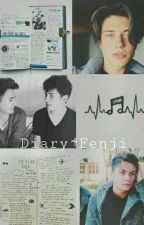 Diary//Fenji by leggimidentr0