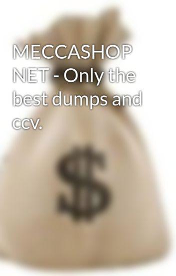 MECCASHOP NET - Only the best dumps and ccv  - Mecca Dumps