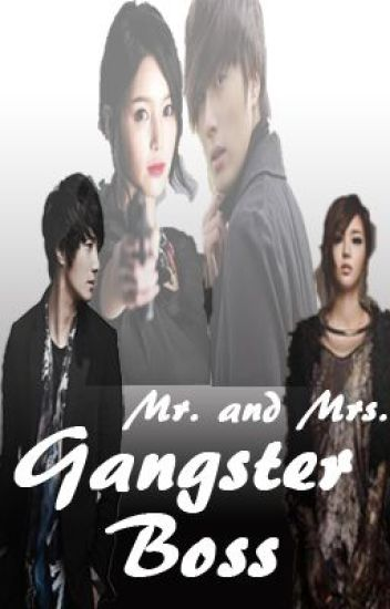 Mr. and Mrs. Gangster Boss