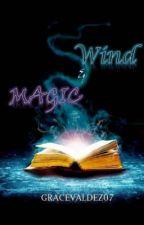 Magic and Wind by PINKSYO-KUN07