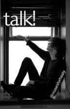 talk!   matty healy by rrosesforhealy