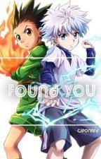 Found You (Killua x reader x Gon) by cjponard