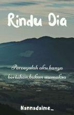 Rindu Dia by nannadaime_