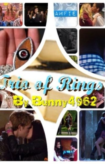 House of Anubis- Trio of Rings