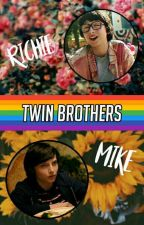 Twin Brothers -Mike y Richie by rayis-rayis