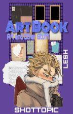 Luna's Art Book by Connorfinishedthmilk