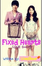 Fixed Hearts (One Shot) by AuthorWho_